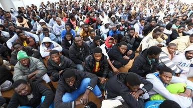 """كارثة..  أسواق لـ""""تجارة الرقيق"""" في ليبيا"""