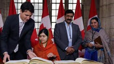 Malala Yousafzai becomes youngest ever to get honorary Canadian citizenship