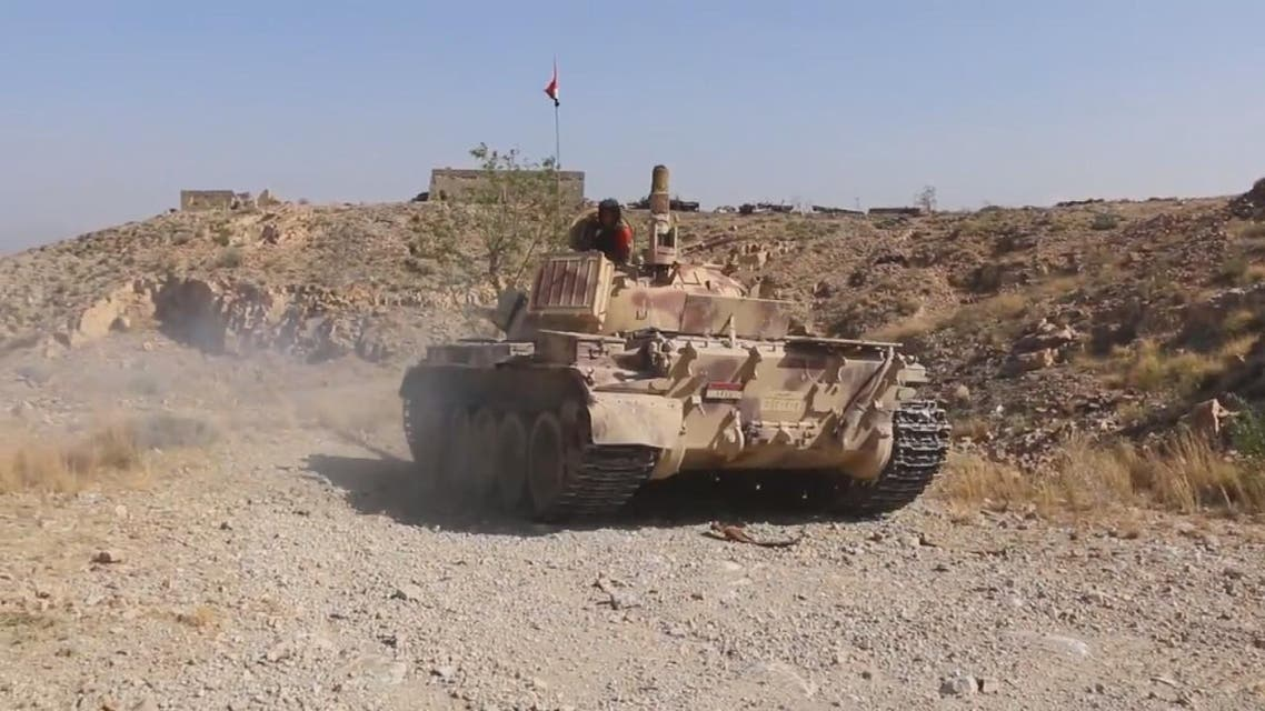 THUMBNAIL_ الجيش اليمني يقتحم #معسكر_خالد_بن_الوليد