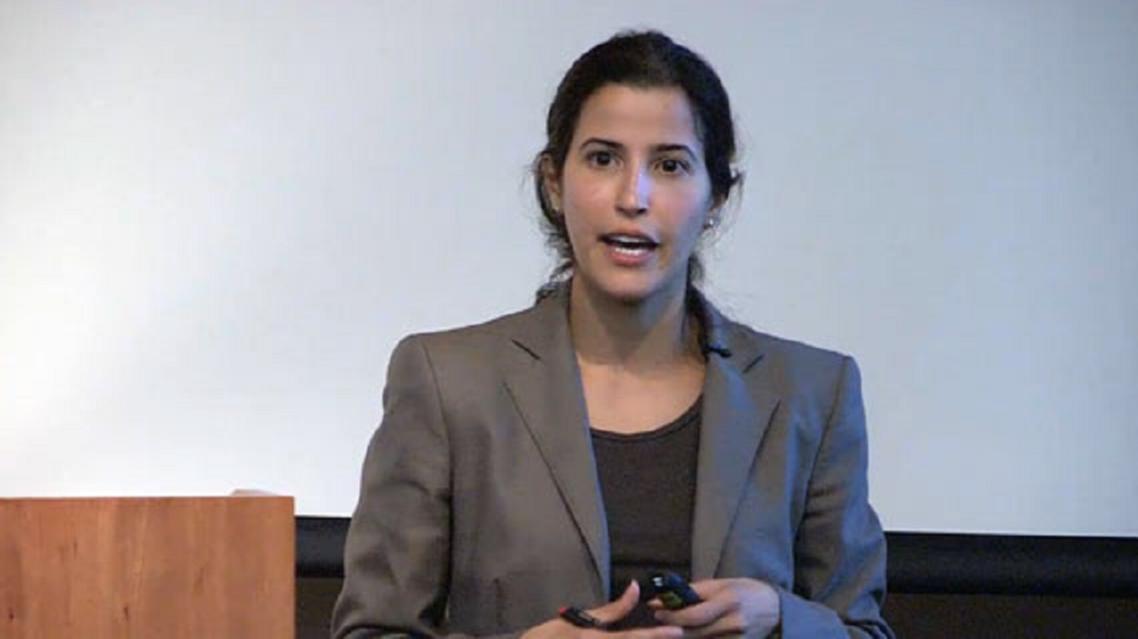 Professor Gadah Almutairi, faculty member at the University of California, San Diego (UCSD) . (Source: http://:seminars. uctv.tv)