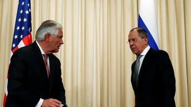 لافروف يبحث مع تيلرسون هجوم تركيا على عفرين السورية