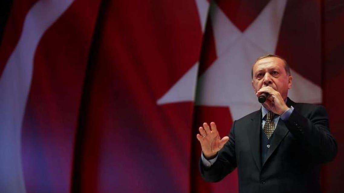 الرئيس التركي رجب طيب أردوغان 3