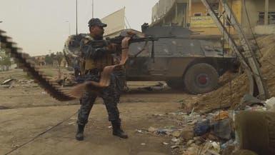 أين وصلت القوات العراقية غرب الموصل؟