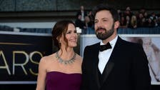 Hollywood's Ben Affleck and Jennifer Garner file for divorce