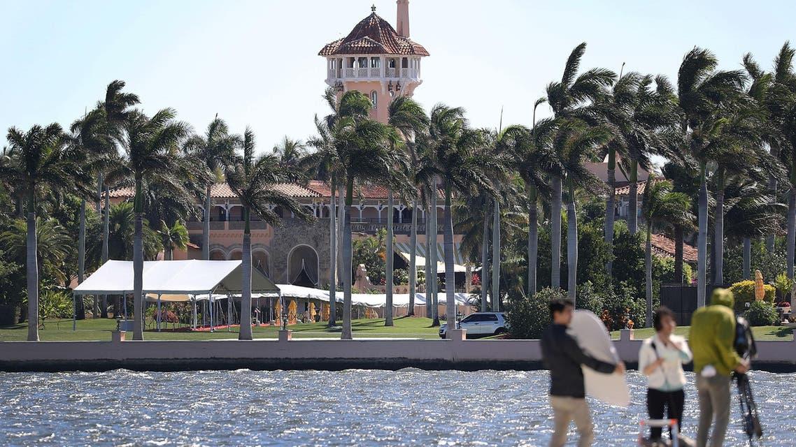 منتجع ترمب في فلوريدا