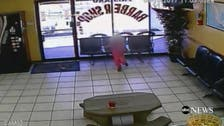 WATCH: Four-year-old narrowly escapes bullets in the US