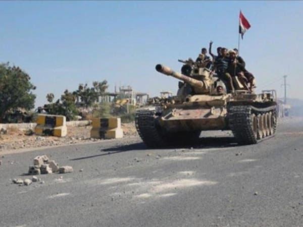"""الجيش اليمني يسيطر على """"وادي خير"""" بين البيضاء وشبوة"""