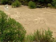 الفيضانات تحاصر 15 شخصاً في قرى كردستان