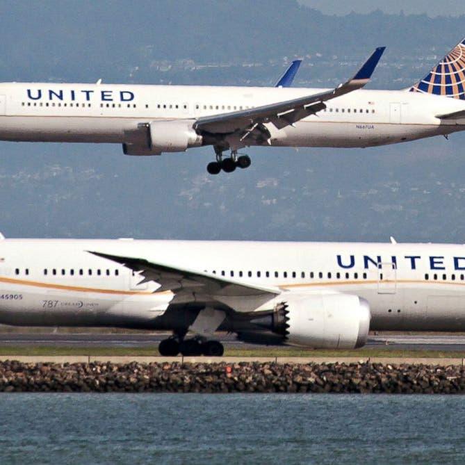 يونايتد إيرلاينز تواجه أكبر غرامة على شركة طيران.. لهذا السبب!