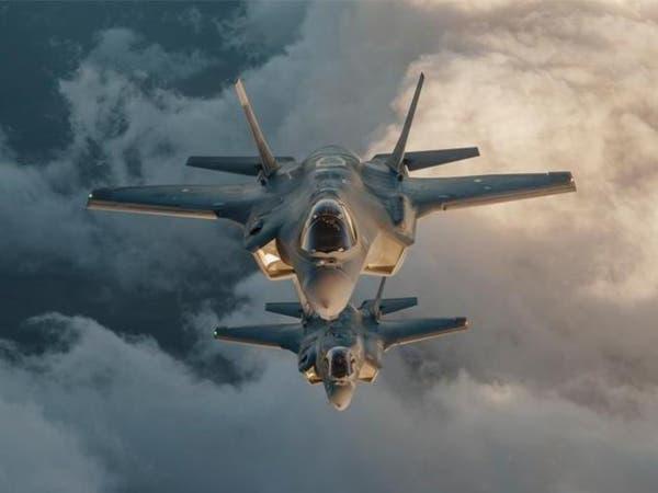 واشنطن ترسل مقاتلات أف-35 إلى أوروبا في مهمة تدريبية