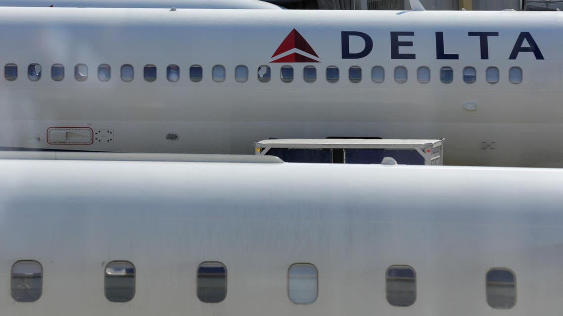 A Delta Airlines are parked at gates after the airlines computer systems crashed leaving passengers stranded as flights were grounded globally at Ronald Reagan Washington National Airport in Washington, U.S., August 8, 2016. (File photo: Reuters)