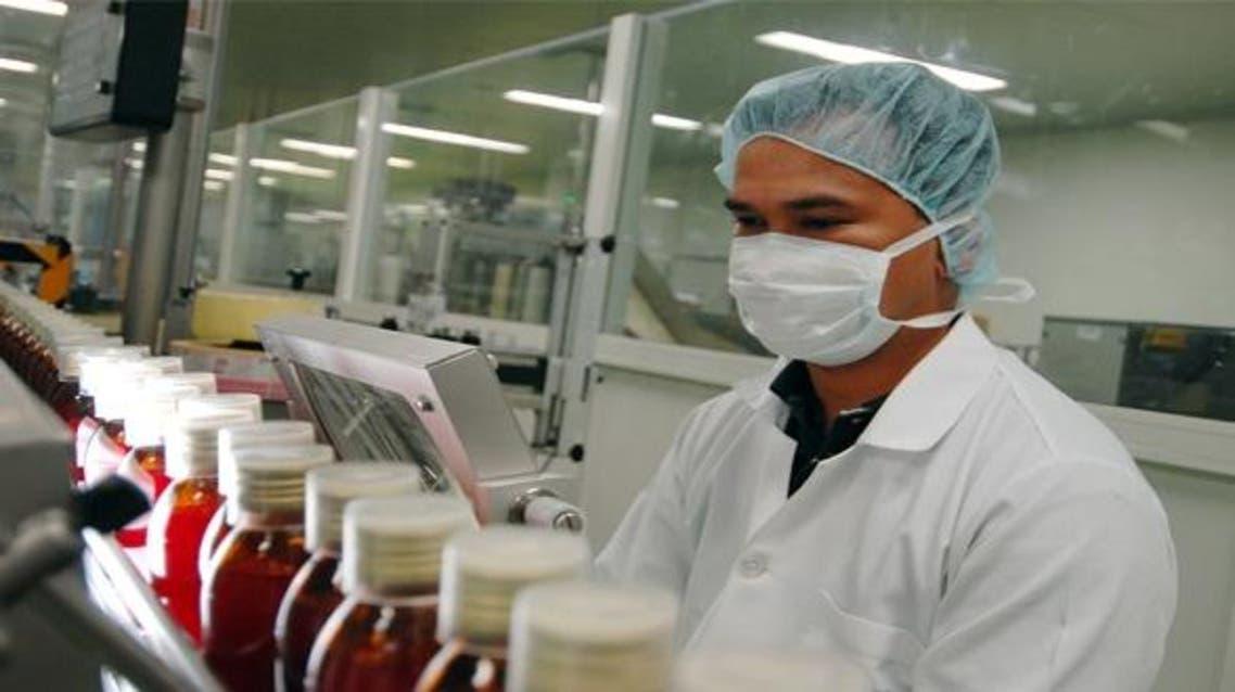 مصنع أدوية السعودية