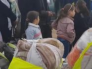 2200 مدني من مضايا عالقون على أبواب إدلب لأكثر من يوم