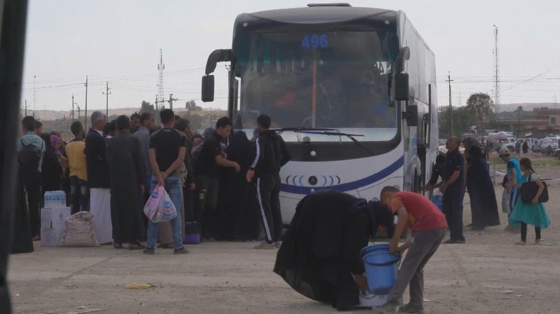 THUMBNAIL_ نصف مليون نازح من الموصل منذ انطلاق المعركة