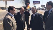 بالفيديو والصور.. انفجار ضخم في منطقة راقية شرق القاهرة