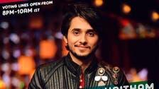 عربي يهزم مئات الهنود في برنامج تلفزيوني غنائي