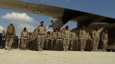 Saudi, Jordan forces carry out joint drill