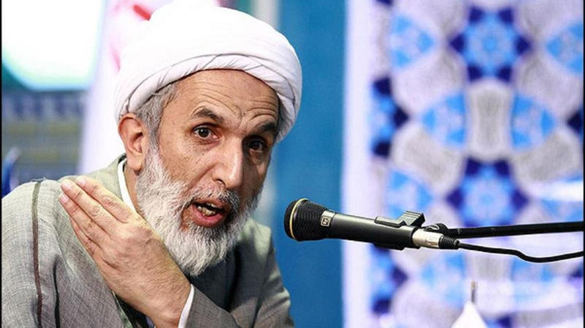 Iranian cleric Mehdi Taeb said the nuclear agreement  prevented delivery of Iran-made surface-to-surface missiles to the Houthis. (Supplied)
