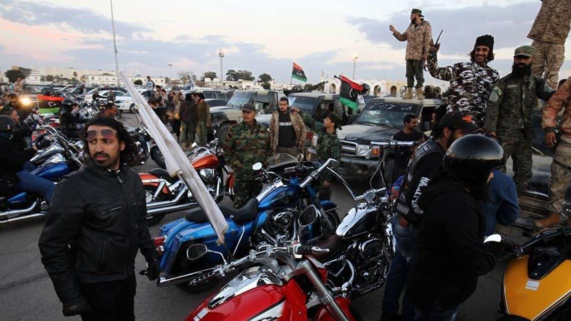 الدراجات النارية في ليبيا
