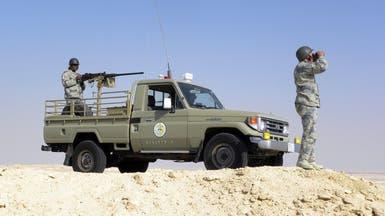 التحالف يدمر مركبات وثكنات عسكرية حوثية قبالة نجران