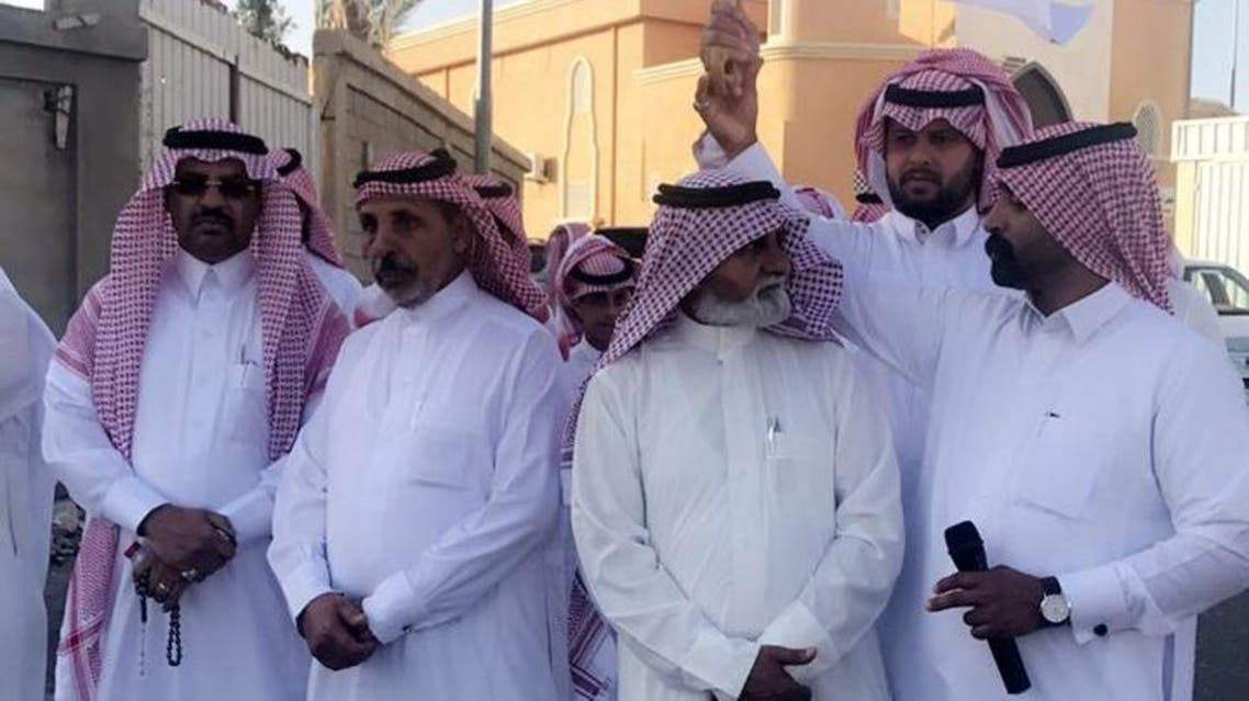 saudi forgives his sons' murderer