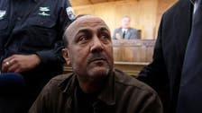 Jailed Marwan Barghouti supports challenge to Palestinian president Abbas