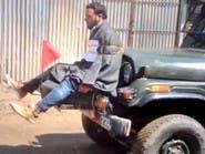 فيديو أثار الغضب.. الجيش الهندي يربط رجلا في مقدمة جيب