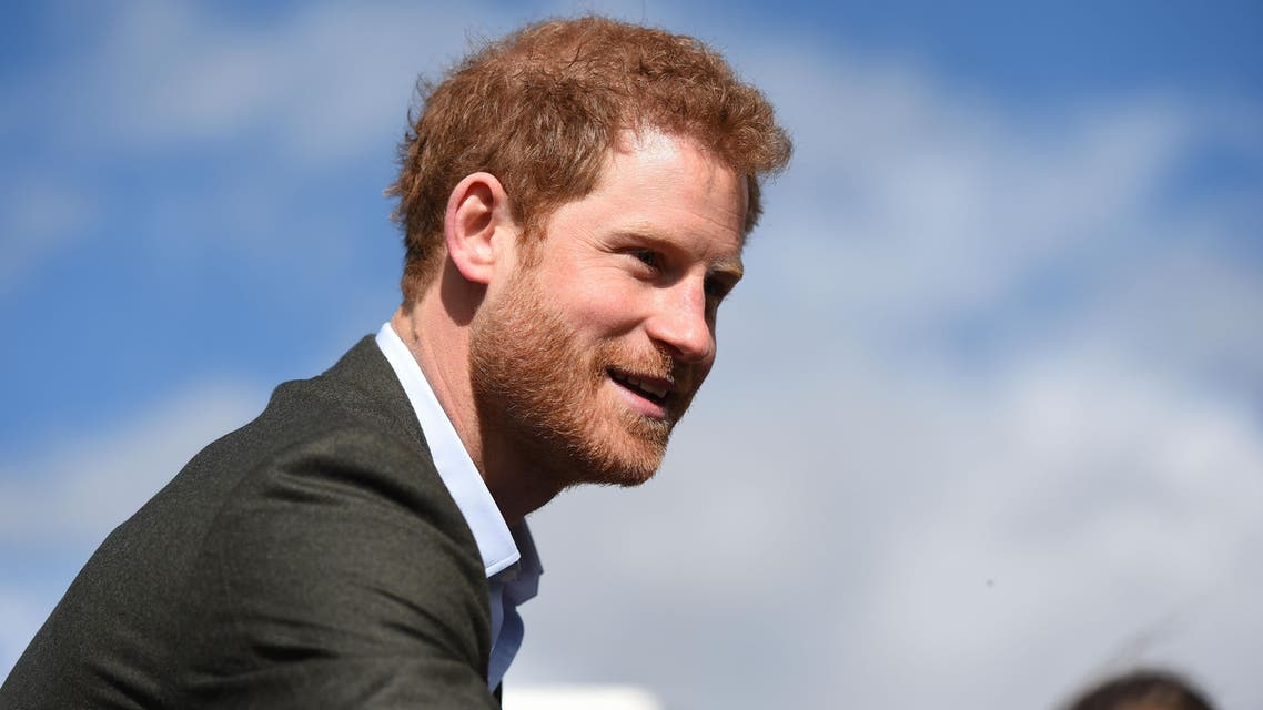 Britain's Prince Harry. (File Photo: Reuters)