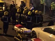 إصابة 12 شخصا إثر إلقاء مادة حارقة في مرقص ببريطانيا