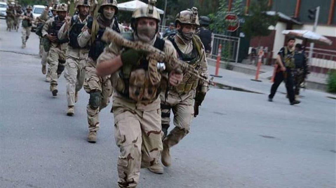 نیروهای انتیت ملی افغانستان