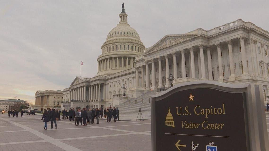 "THUMBNAIL_ الكونغرس يساند ترمب في سوريا بـ""معاقبة داعمي الأسد"""