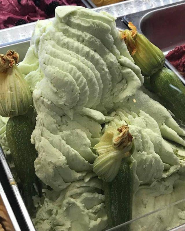 zucchini icecream
