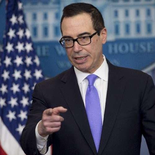 وزير الخزانة: أميركا ستعيد فتح الاقتصاد بوتيرة بطيئة
