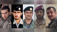 PHOTOS: Saudi military helicopter crashes in Yemen, killing 12 officers