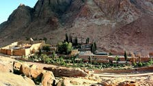 ISIS claims deadly attack near Egypt's St. Catherine's Monastery in Sinai