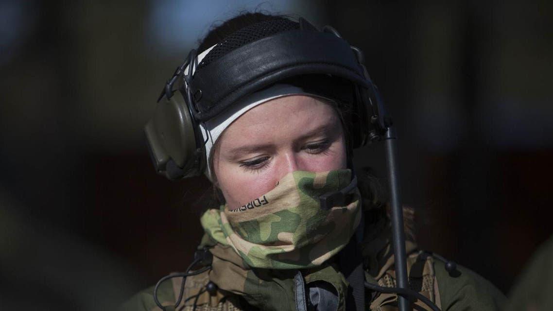 قوات خاصة نسائية - رئيسية