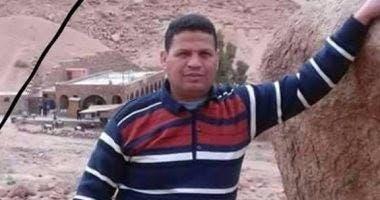 جمال محمد سعيد أمين الشرطة القتيل