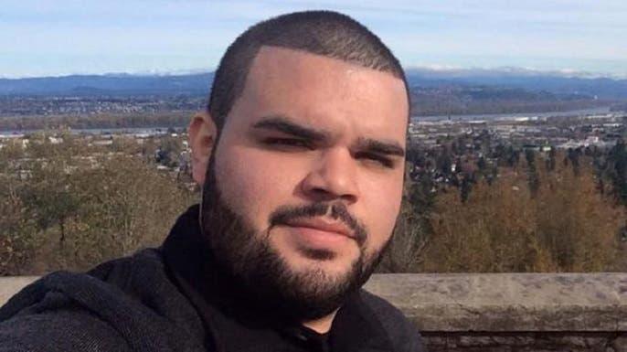 حارس الفندق كارل وليامز، قتله كوري يوم الخميس الماضي بالرصاص