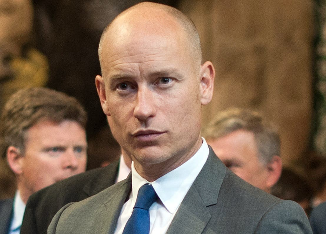 Labour Party member of parliament (MP) Stephen Kinnock (File Photo: AFP/Stefan Rousseau)