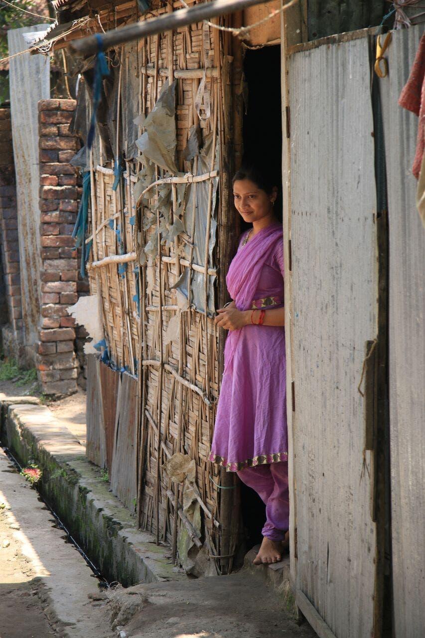 Some estimates put the number of Biharis in Bangladesh camps at 500,000. (Photo courtesy: OBAT)