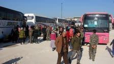 سوريا.. تهجير البلدات الأربع ينتهي باتفاق حول المعتقلين