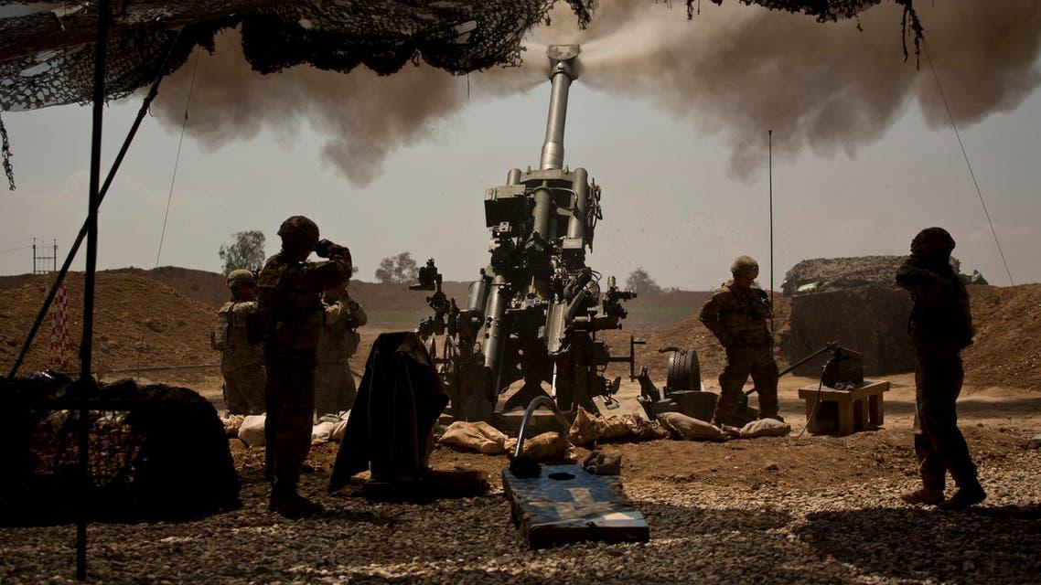 قوات أميركية في الموصل - العراق 3