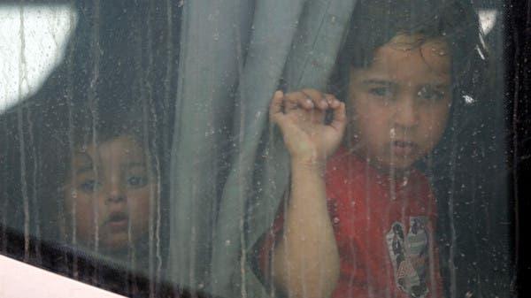 عودة النازحين العراقيين إلى الجانب الشرقي من الموصل