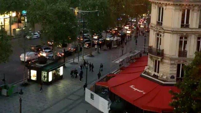 باريس، جادة الشانزيليزيه