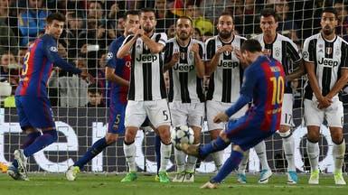 """برشلونة يعجز عن جدار يوفنتوس الدفاعي ويودع """"الأبطال"""""""