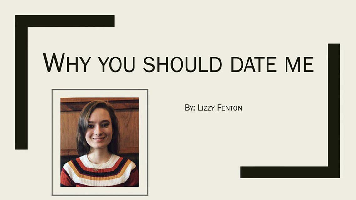 Funny love note on PowerPoint fails to impress a girl's crush. Image courtesy: social media