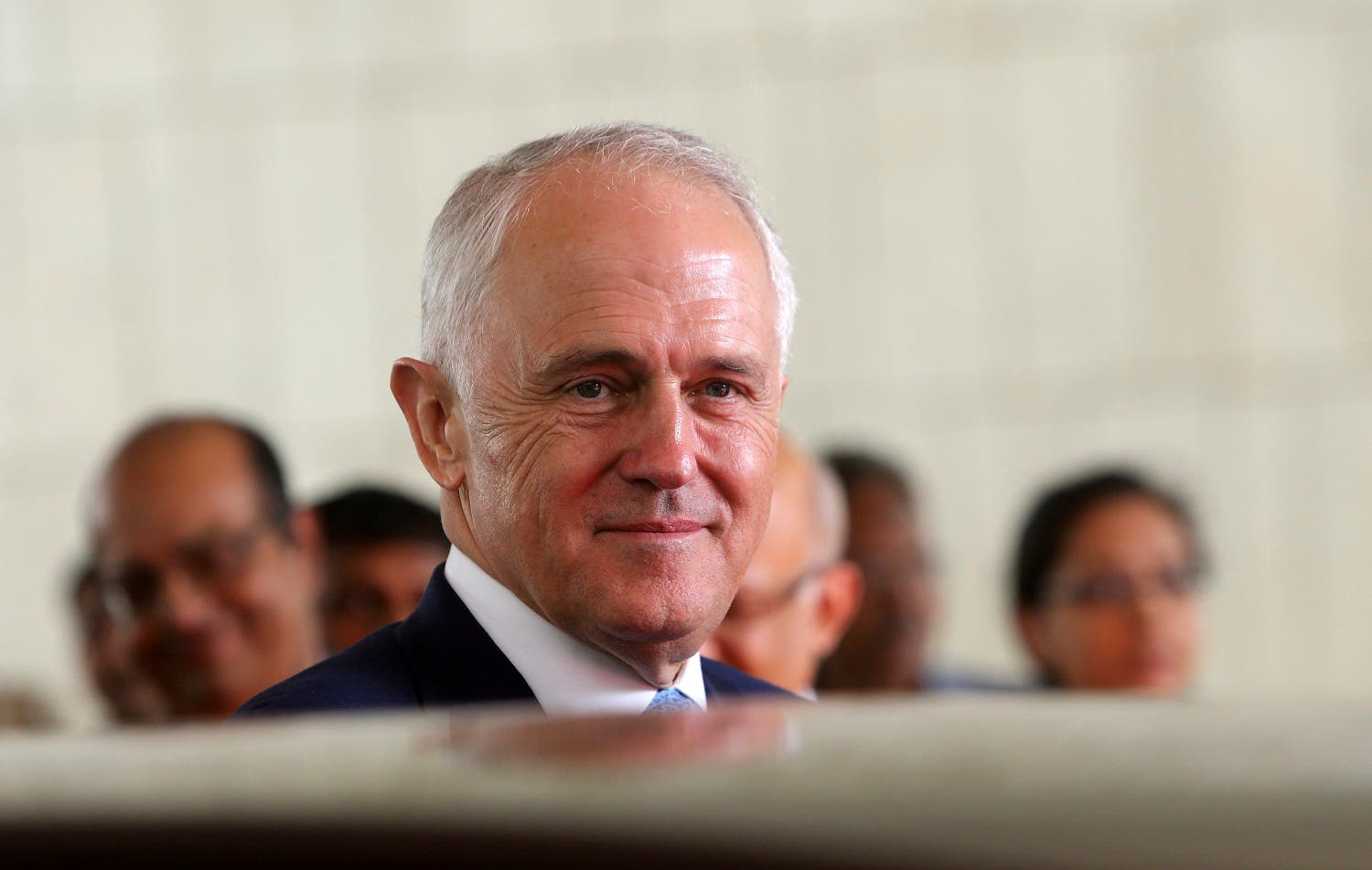 """""""We are entitled to say if you want to be a citizen of Australia, there are a few things that we want you to demonstrate that you share,"""" Turnbull said. (AP)"""