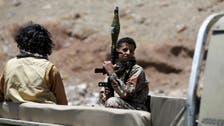 اتحادی طیاروں کی بمباری میں 17 یمنی باغی ہلاک، 20 زخمی