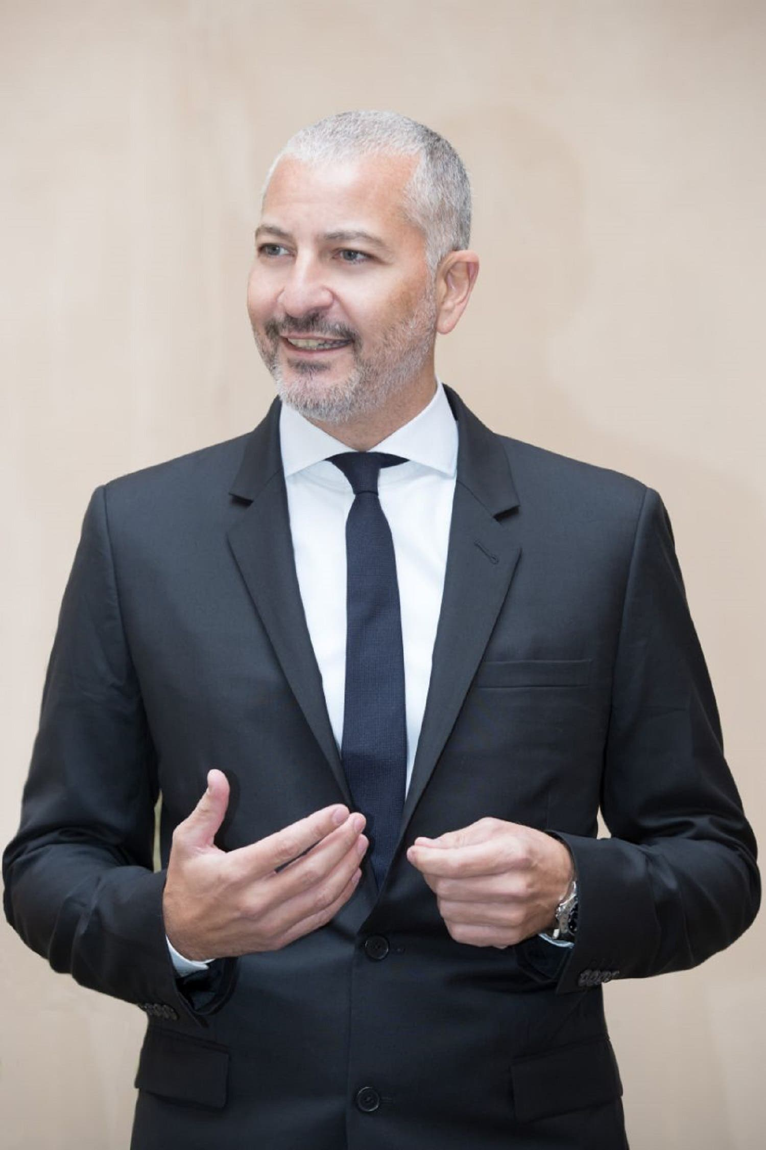 Rabih Saab, Travelport's President & Managing Director for Europe, Middle East, Africa and South Asia. (Supplied)