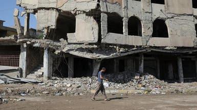 قناصة داعش يفتكون بالهاربين من غرب الموصل